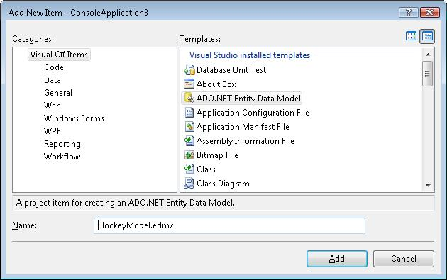 oracle data modeler how to add an existing databse